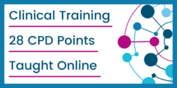 Clinical Training│28 CPD Points│Psychotherapy│Eating Freely Training